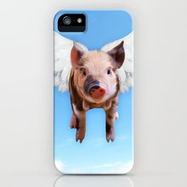 When They Fly iPhone Case