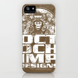 Octochimp Designs iPhone Case