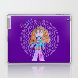 Elisavet | Flower of Life Laptop & iPad Skin