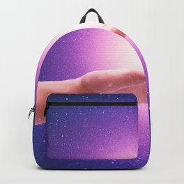 Keep the light on  Backpack