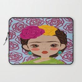 Frida Kahlo Babydoll 2 Laptop Sleeve