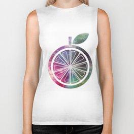 Shaded fruit Biker Tank