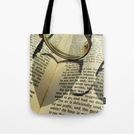 Love to read a book Tote Bag