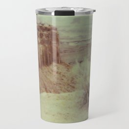 Canyonland National Park - Polaroid Travel Mug