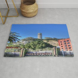 Coit Tower Rug
