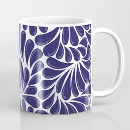 Mexican Talavera Heart Coffee Mug