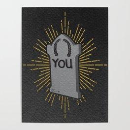 You... (blck vr) Poster