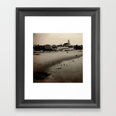 From another time... Framed Art Print