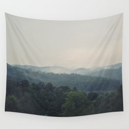 The Great Smoky Mountains Wall Tapestry