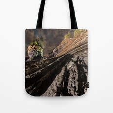 Light in Layers Tote Bag