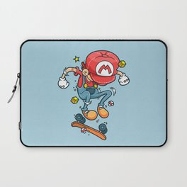 Skate Mario Laptop Sleeve