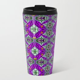 In the footsteps and eye of the tiger Travel Mug