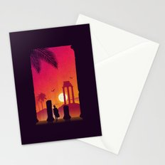 Fading Empire Stationery Cards