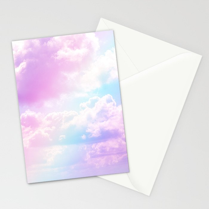 Pastel Rainbow Aesthetic Stationery Cards The Thiiird Society Jpg 700x700 Wallpaper White Picturesque Aesthetics