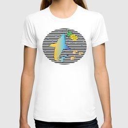 Pineapple Shark 1 T-shirt
