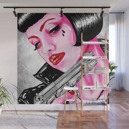 Marcella Wall Mural