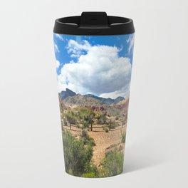Mohave Desert Travel Mug