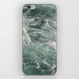 Ocean Photography | Waves | Tides iPhone Skin