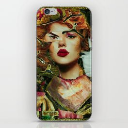 Pout iPhone Skin