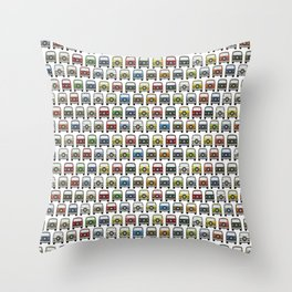 The Loaf Throw Pillow