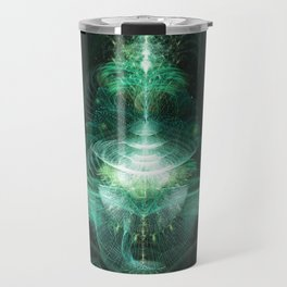 Digital Botanics Travel Mug