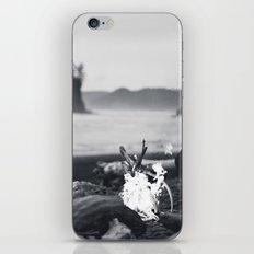 beach fire iPhone & iPod Skin