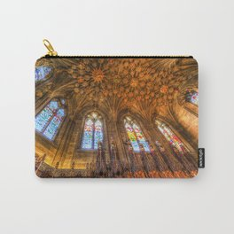 The Thistle Chapel St Giles Cathedral Edinburgh Carry-All Pouch