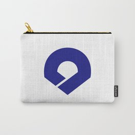 wakayama region flag japan prefecture Carry-All Pouch