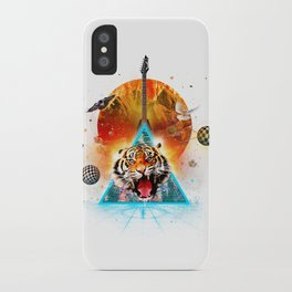 ERR-OR: Tiger Connection iPhone Case