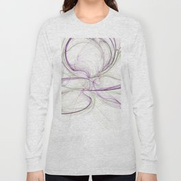 The Frequency of Desire (Inverted) Long Sleeve T-shirt