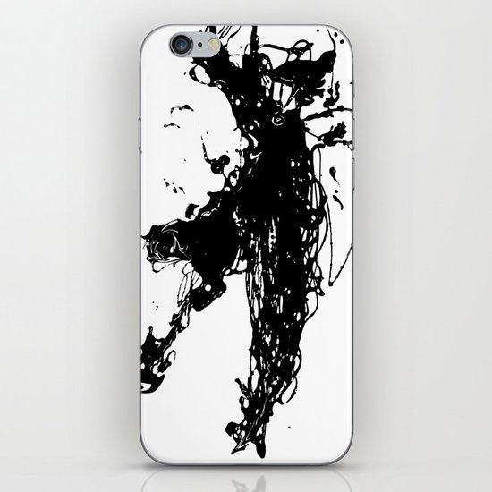 Kayakers Kayak iPhone & iPod Skin