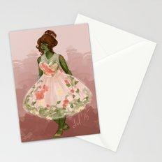 Summer Dress Stationery Cards