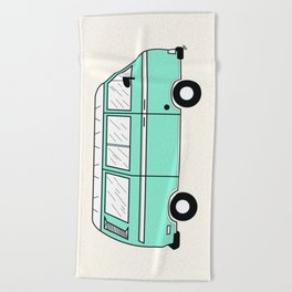Vanagon Beach Towel