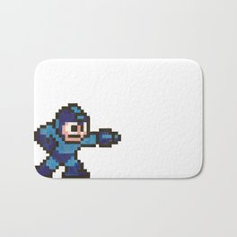 Mega Man Bath Mat