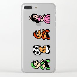 Follow The Leader Clear iPhone Case