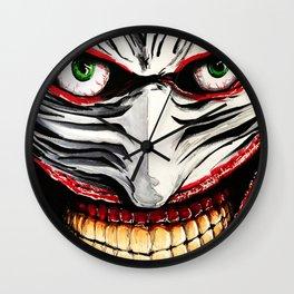 Joker Joe Wall Clock