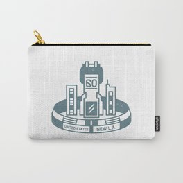 New LA (Xenoblade Chronicles X) Carry-All Pouch
