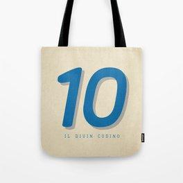 10 Il Divin Codino Tote Bag