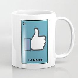 La Mano Loteria Coffee Mug