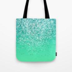 Silver I Tote Bag
