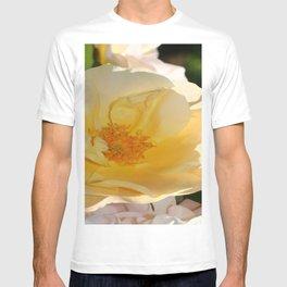 Golden  Rose T-shirt