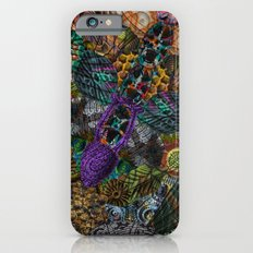 Psychedelic Botanical 12 iPhone 6s Slim Case
