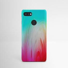 Colorful Grass In The Sunshine Android Case