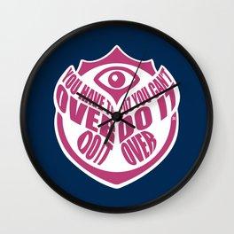TomorrowWorld 2013 - Over Do It Wall Clock