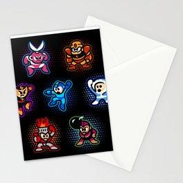 Megaman 1 Stationery Cards