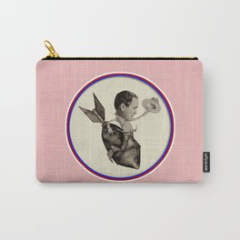 Bush riding the Bomb Carry-All Pouch
