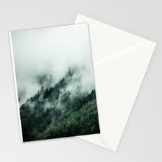 Foggy Woods 1 Stationery Cards