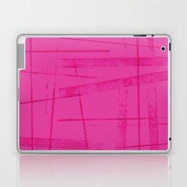A hot pink mess Laptop & iPad Skin