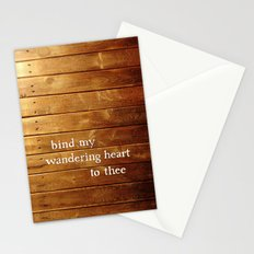 Binding Stationery Cards