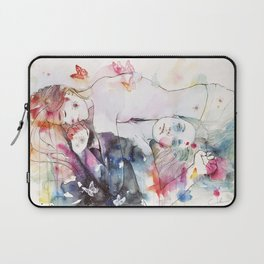dreamy insomnia Laptop Sleeve
